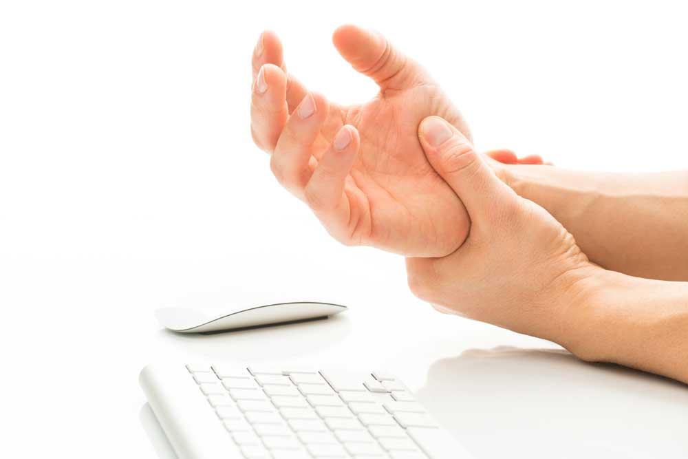 손목, 손가락 등 질환